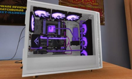 PC Building Simulator PC Version Game Free Download