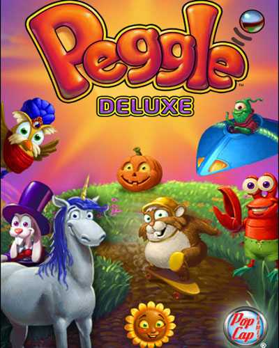Peggle Deluxe PC Version Full Game Free Download