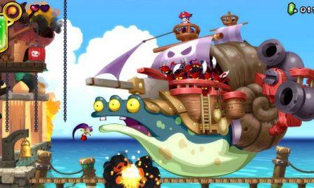 Shantae Half Genie Hero Ultimate Edition iOS/APK Version Full Game Free Download