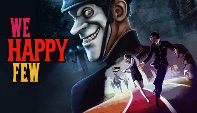 We Happy Few PC Game Latest Version Free Download