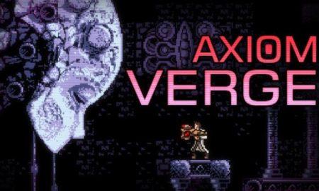 Axiom Verge PC Version Game Free Download