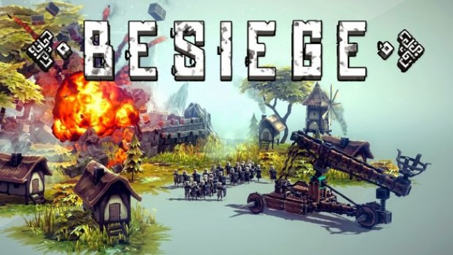 BesiegeBesiege PC Game Latest Version Free Download