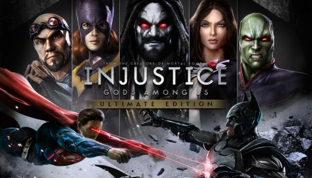 Injustice Gods Between Us iOS/APK Version Full Game Free Download