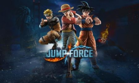 Jump Force [w/ ALL DLC's] Apk Mobile Game Free Download