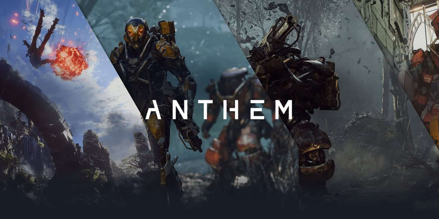 Anthem PC Version Game Free Download