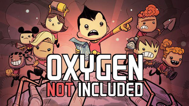 Oxygen Not Included PC Version Full Game Free Download