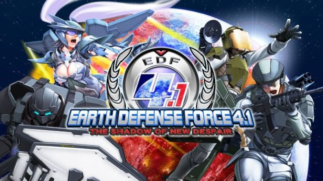 Earth Defense Force 4.1 The Shadow Of New Despair Full Version PC Game Download