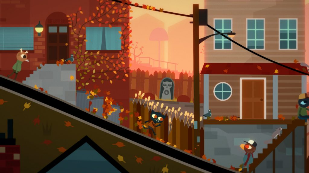 Night in the Woods PC Version Game Free Download