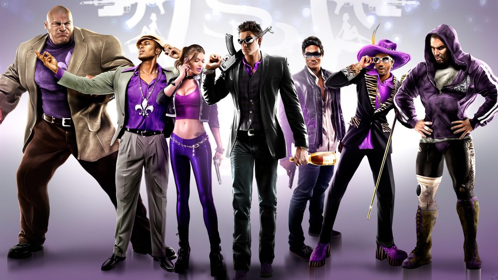 Saints Row The Third PC Version Full Game Free Download