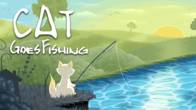 Cat Goes Fishing PC Version Game Free Download