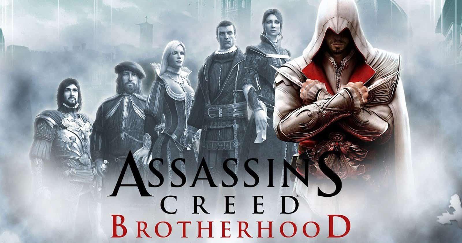 Assassin Creed Brotherhood iOS/APK Version Full Game Free Download