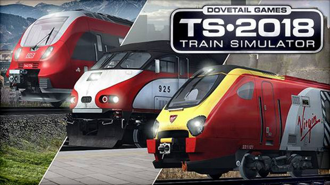 Train Simulator 2018 Android/iOS Mobile Version Full Game Free Download