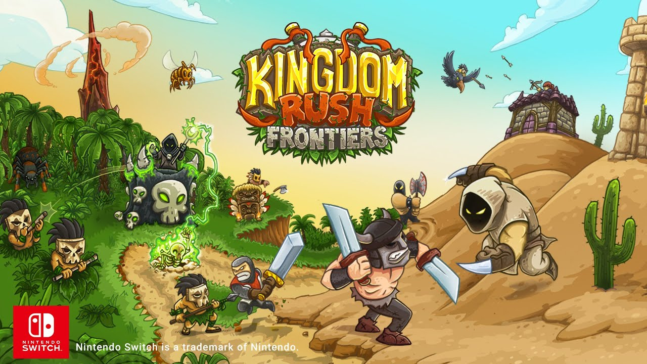 Kingdom Rush Frontiers PC Version Full Free Download