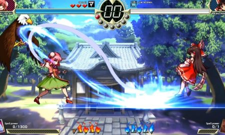 Touhou 14.5: Urban Legend in Limbo Full Version PC Game Download