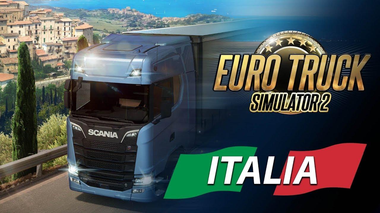 Euro Truck Simulator 2 Italia Android/iOS Mobile Version Full Game Free Download