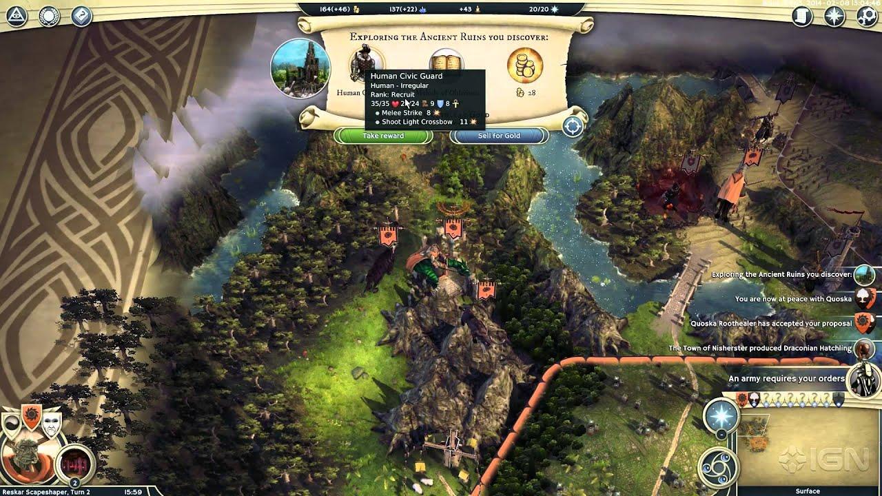 Age of Wonders III PC Full Version Free Download