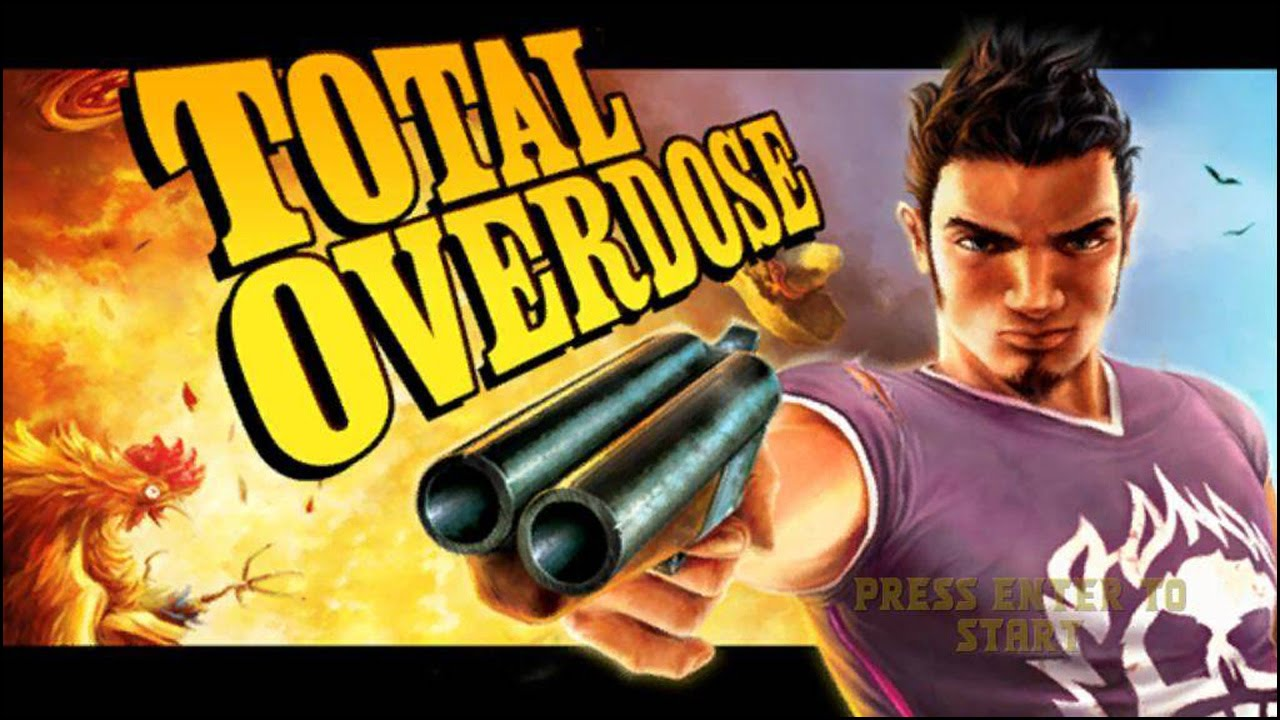 Total Overdose PC Full Version Free Download
