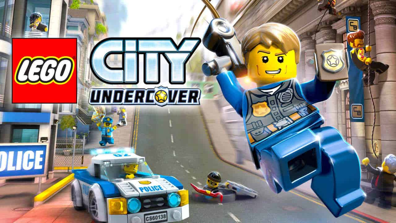 LEGO City Undercover PC Game Latest Version Free Download