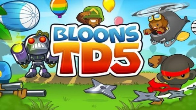 Bloons TD 5 Full Version PC Game Download