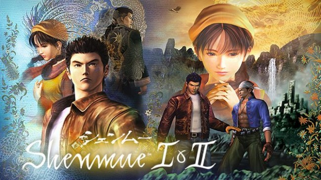 Shenmue I & II PC Version Full Game Free Download