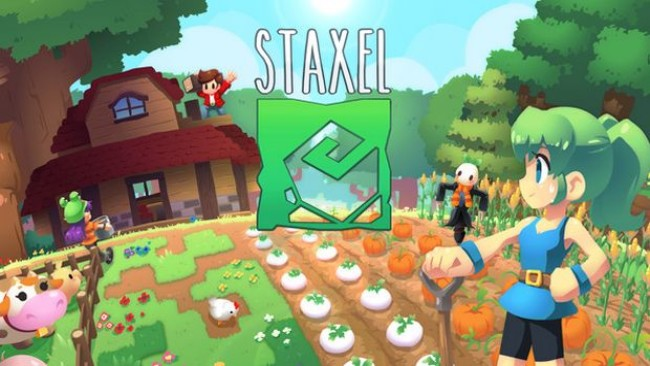 Staxel PC Latest Version Game Free Download