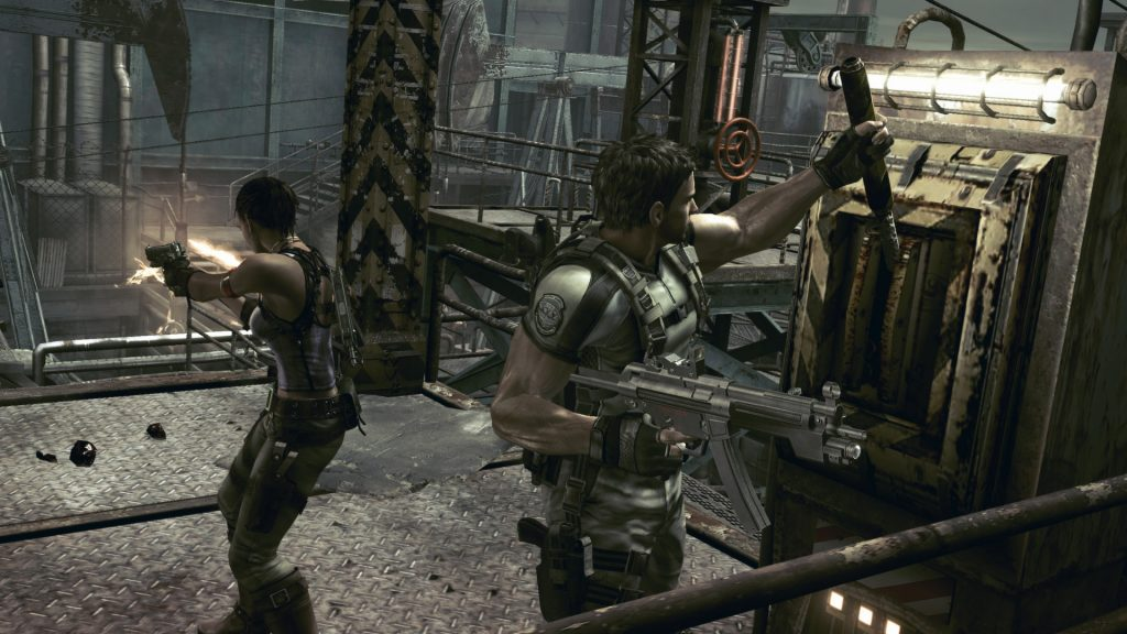 Resident Evil 5 Gold Edition Android/iOS Mobile Version Full Game Free Download