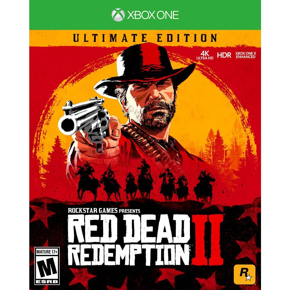 RED DEAD REDEMPTION 2 ULTIMATE EDITION PC Version Download