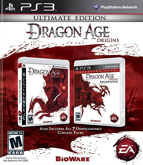 DRAGON AGE ORIGINS ULTIMATE EDITION PC Full Version Free Download