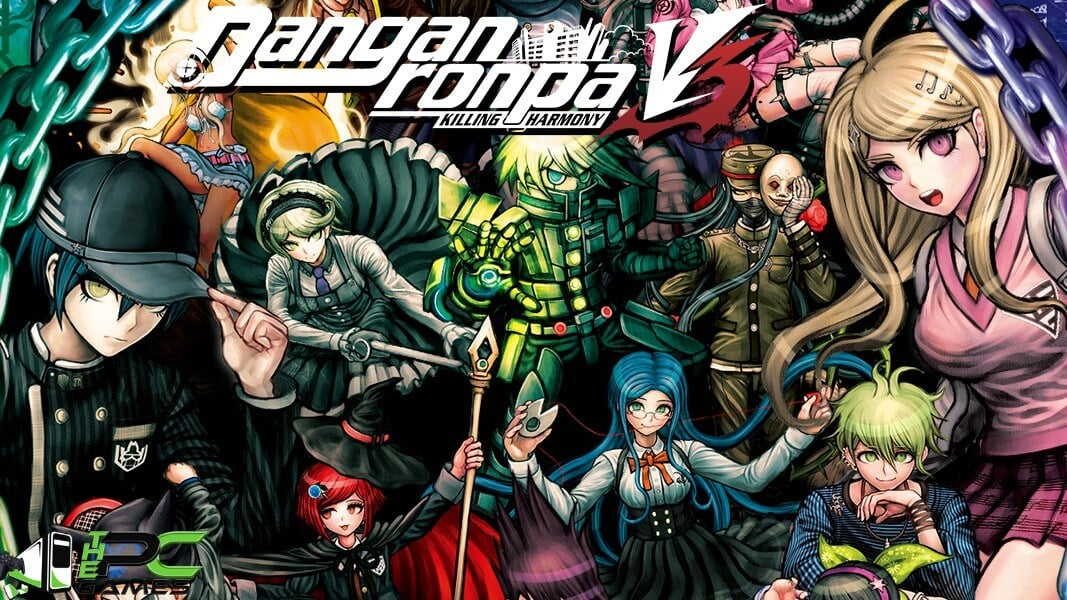 Danganronpa V3: Killing Harmony PC Version Free Download