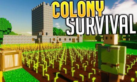 Colony Survival PC Version Free Download