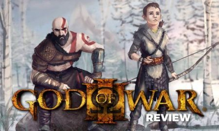 God Of War 3 PC Latest Version Free Download