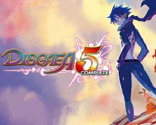 Disgaea 5 Complete Android/iOS Mobile Version Full Free Download