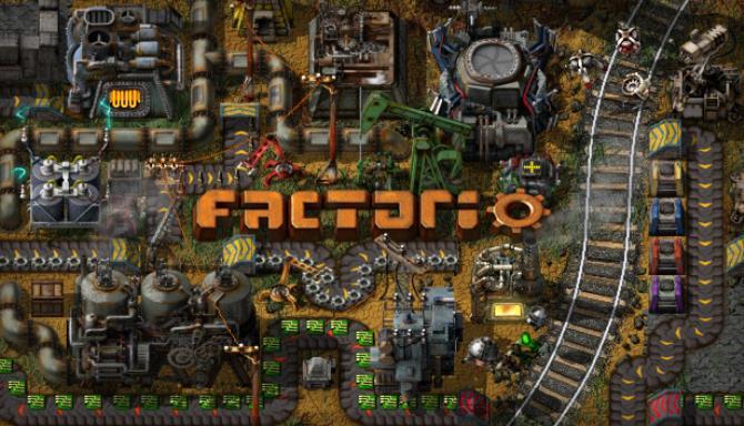 Factorio iOS/APK Full Version Free Download