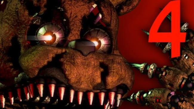Five Nights at Freddy's 4 Halloween Edition Android/iOS Mobile Version Full Free Download