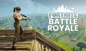 Fortnite Battle Royale iOS/APK Version Full Game Free Download