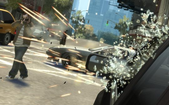 Grand Theft Auto IV The Complete Edition iOS/APK Version Full Game Free Download