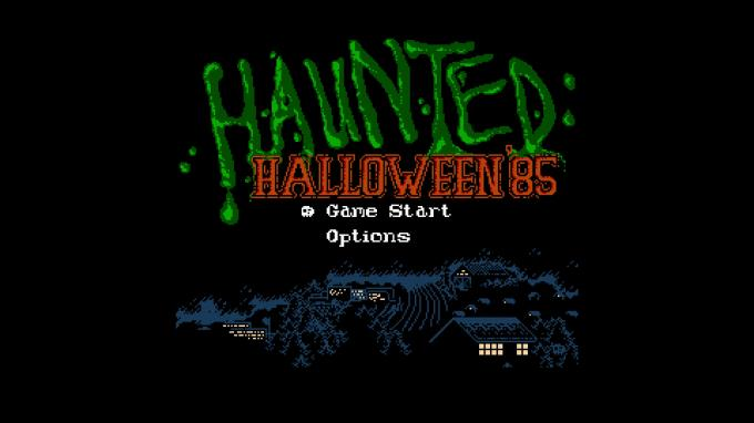 HAUNTED: Halloween '85 Original NES PC Version Free Download