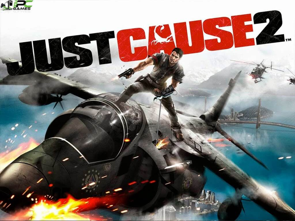 JUST CAUSE 2 COMPLETE PC Full Version Free Download
