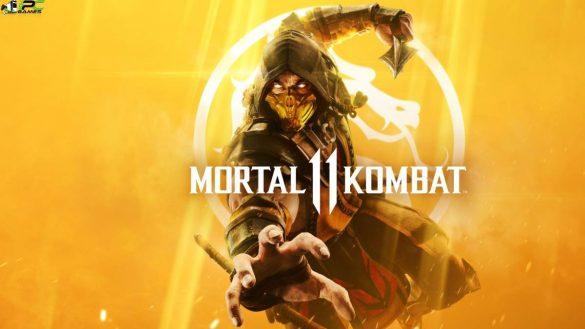 MORTAL KOMBAT 11 ULTIMATE EDITION PC Version Full Free Download