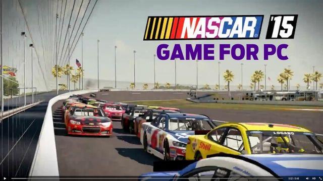 NASCAR 15 PC Version Free Download