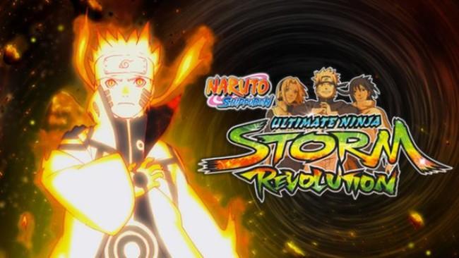Naruto Shippuden: Ultimate Ninja Storm Revolution PC Version Free Download