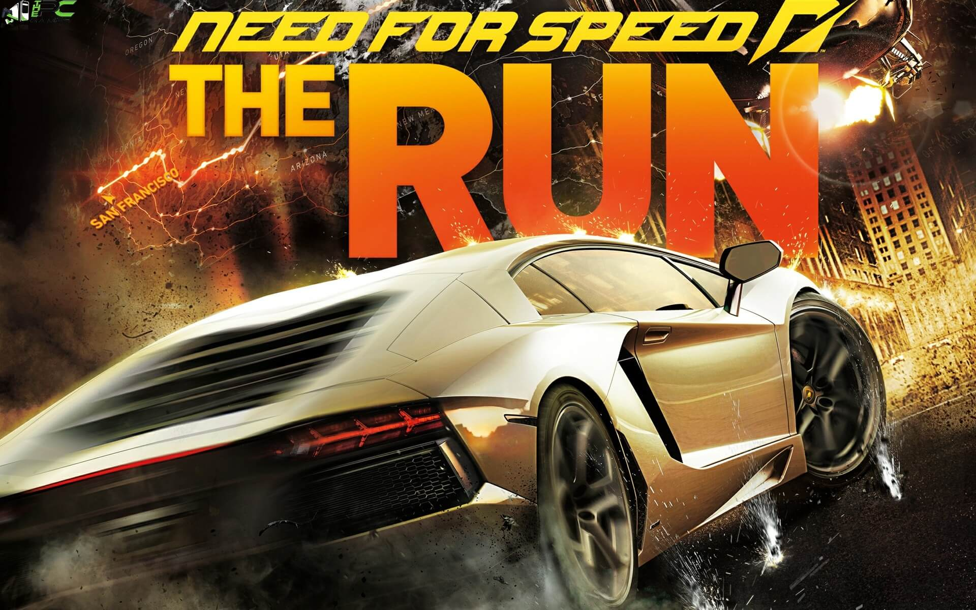 Need For Speed The Run Limited Edition PC Full Version Free Download