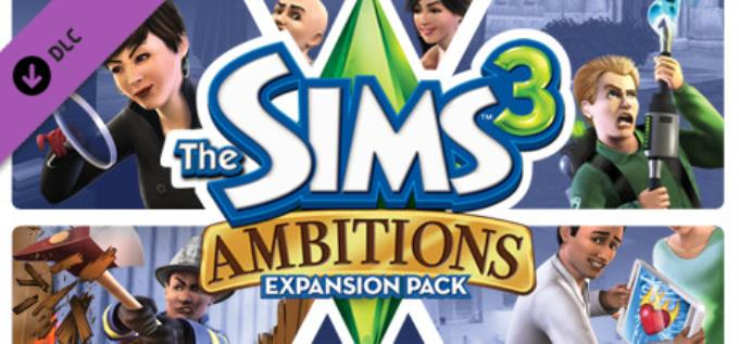 The Sims 3 Ambitions PC Version Free Download