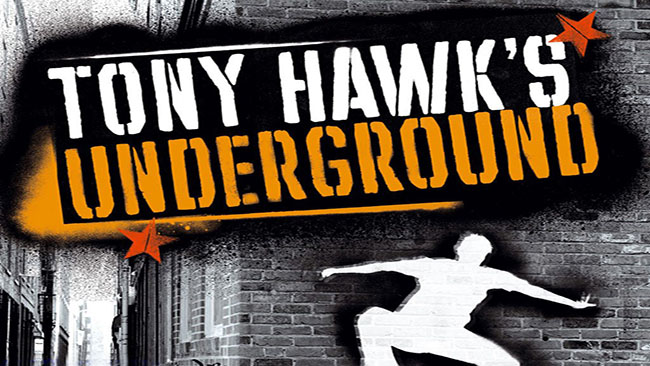 Tony Hawk's Underground PC Version Free Download