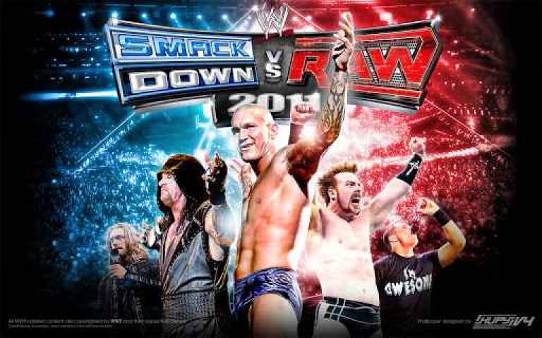 WWE Smackdown Vs Raw 2011 iOS/APK Full Version Free Download