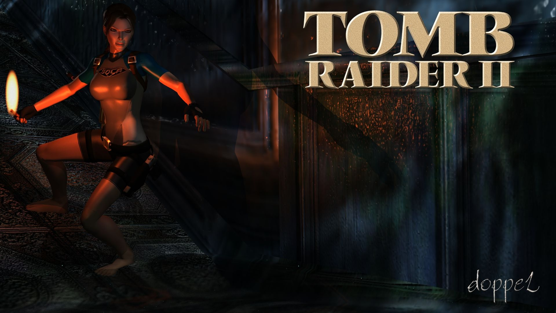 TOMB RAIDER 2 iOS/APK Version Full Game Free Download