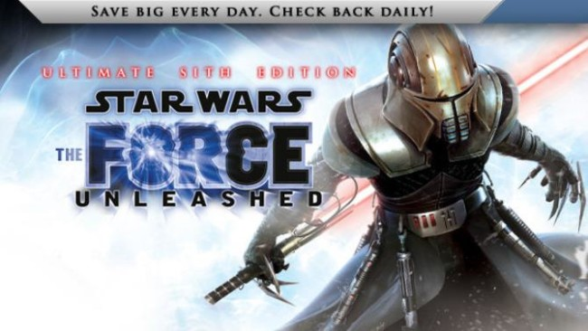Star Wars – The Force Unleashed Ultimate Sith Edition iOS/APK Full Version Free Download