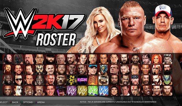 WWE 2K17 PC Version Free Download