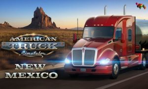 American Truck Simulator PC Full Version Free Download