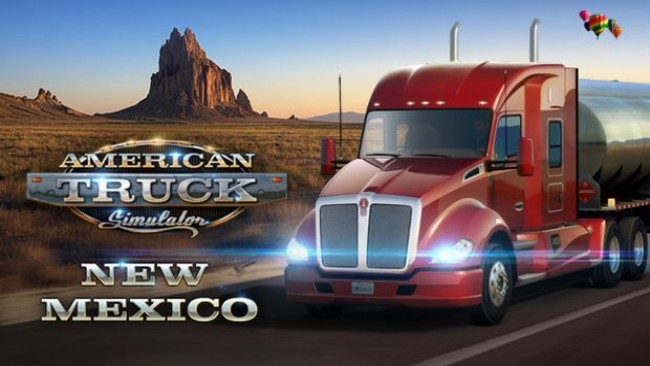 American Truck Simulator PC Full Version Free Download